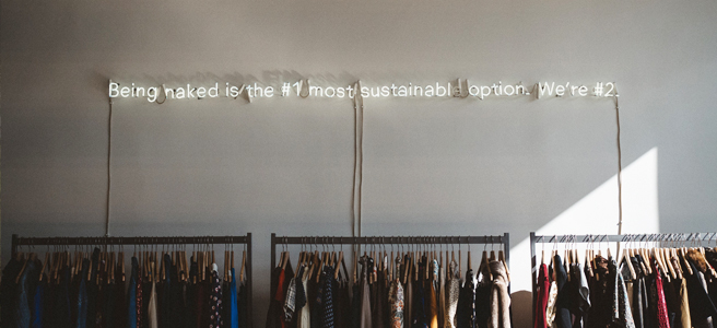 """Demystifying """"Sustainable"""" Fashion"""